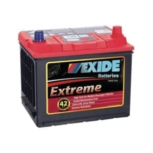 Exide Batteries Extreme