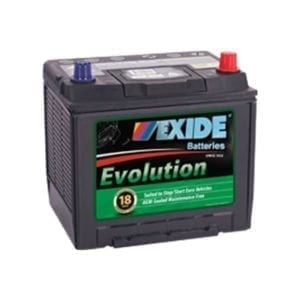 Exide Evolution Stop/Start Battery