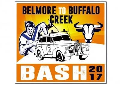 Belmore to Buffalo Creek Bash 2017