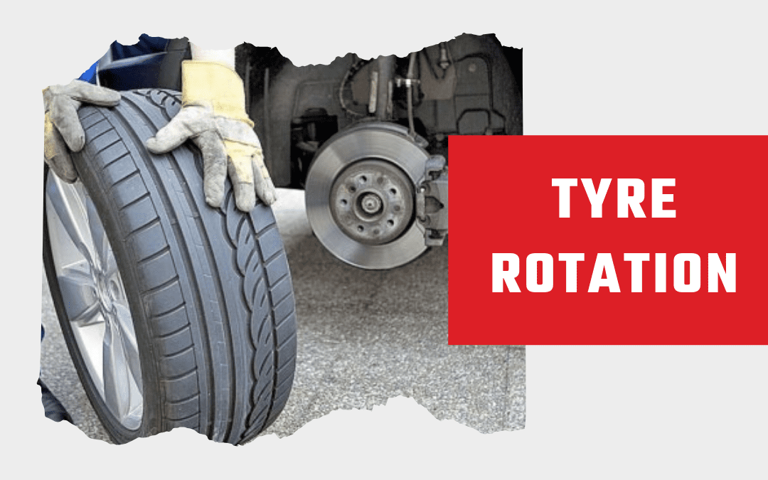 Rotating Tyres